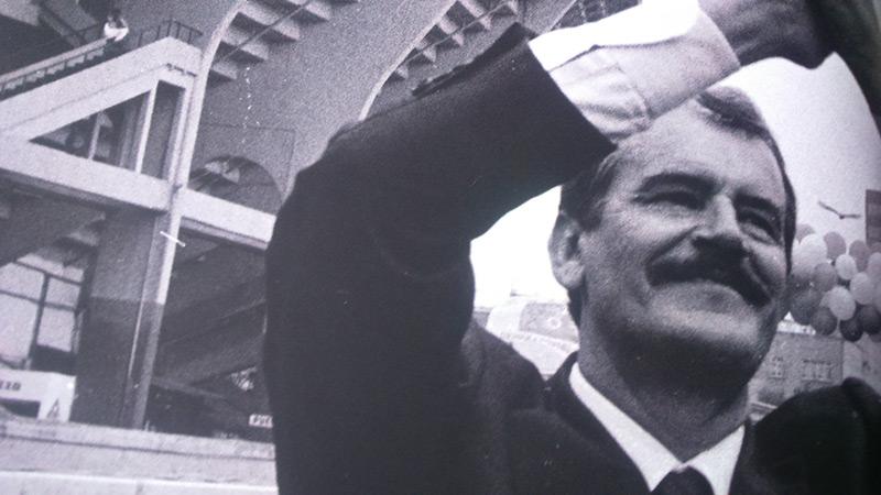 Vicente Fox 2002