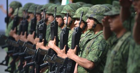 La Secretaría de la Defensa Nacional (SEDENA)