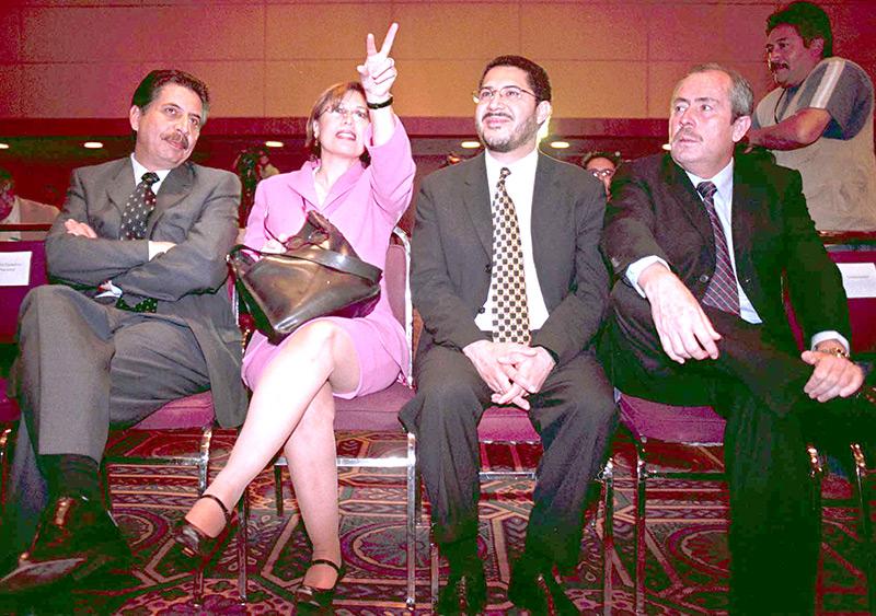 Rosario Robles 2002