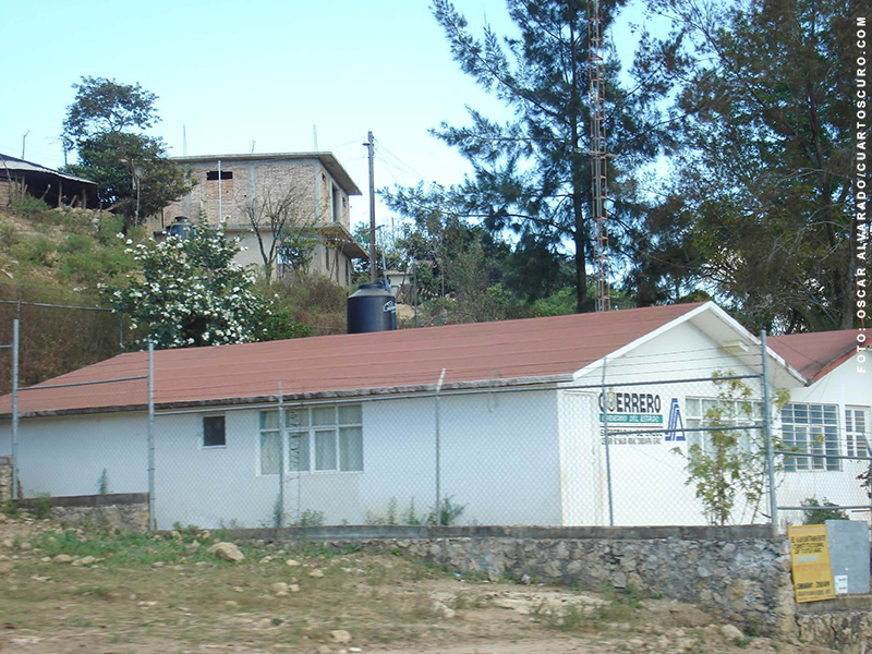 Centro de salud Guerrero