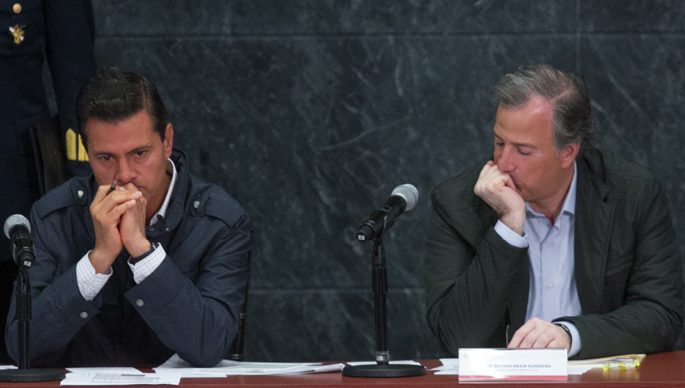 Enrique Peña Nieto, José Antonio Meade