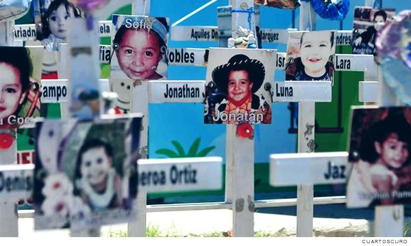 Victimas del caso Guardería ABC