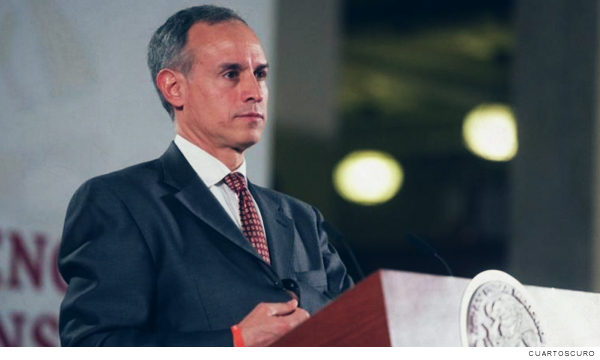 Hugo López-Gatell Ramírez