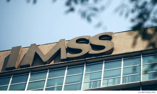 Imagen del logotipo del IMSS