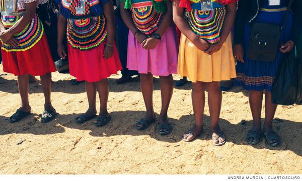 mujeres indígenas,