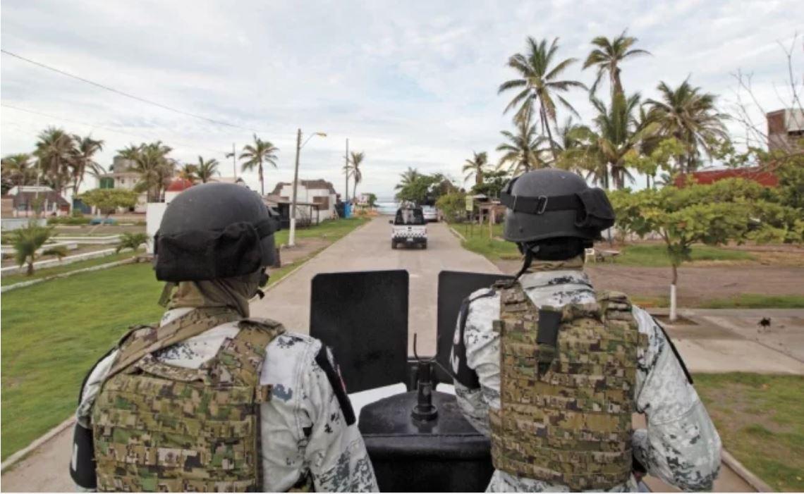 En Chiapas hay 14 mil hombres desplegados del Ejército, Marina Armada de México y la Guardia Nacional