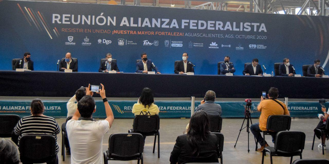 REUNIÓN DE LA Alianza Federalista