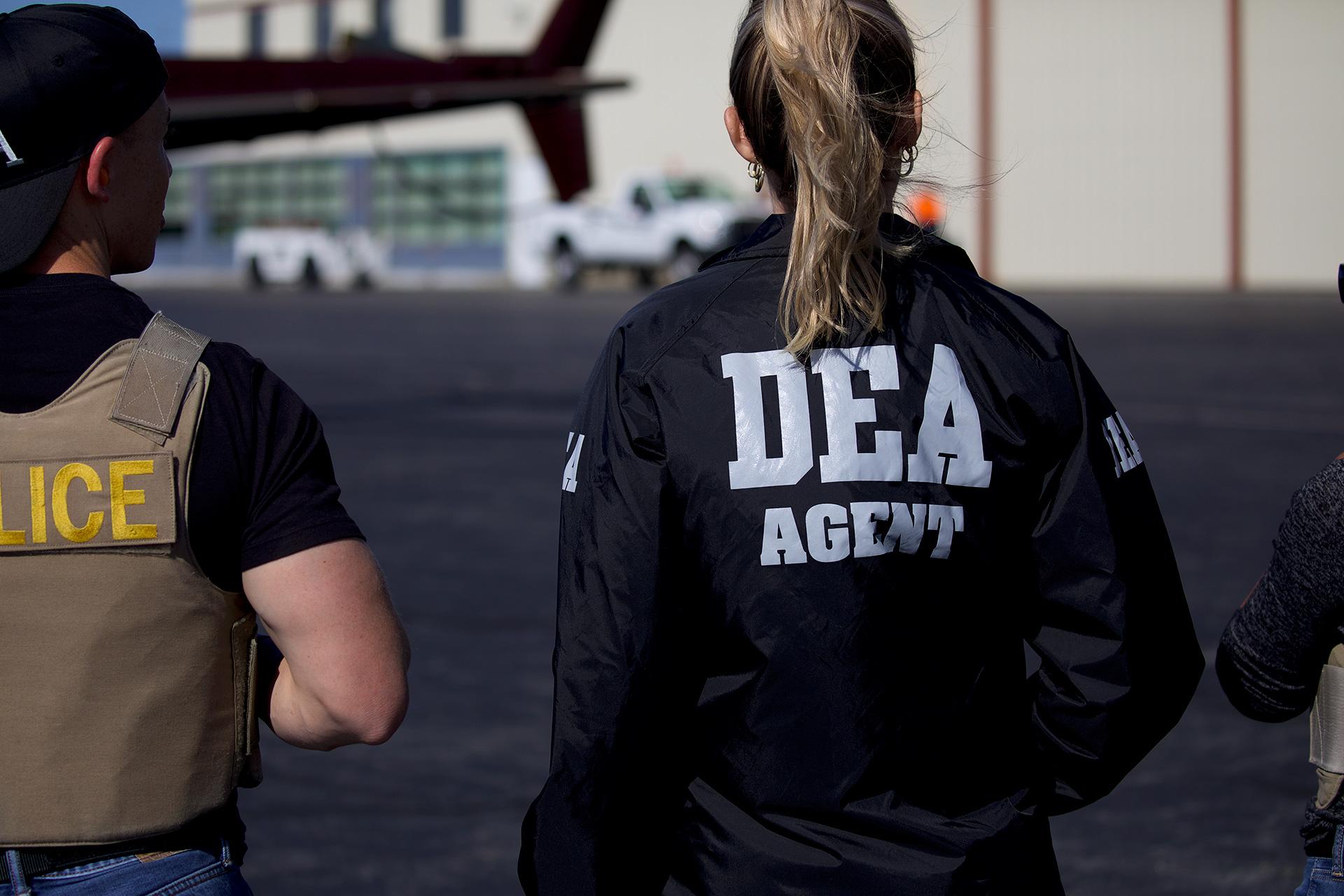 agentes extranjeros -DEA-