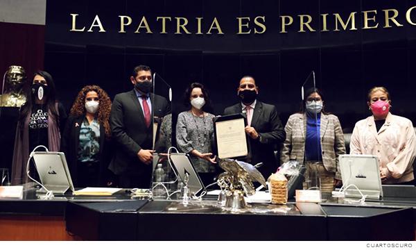 Senado ratificó el nombramiento de la doctora Galia Borja Gómez como subgobernadora del Banxico