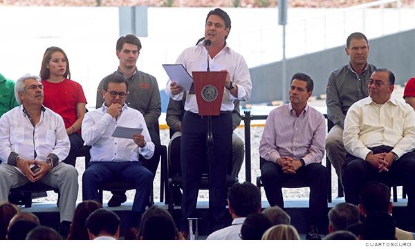 exgobernador de Jalisco, Aristóteles Sandoval