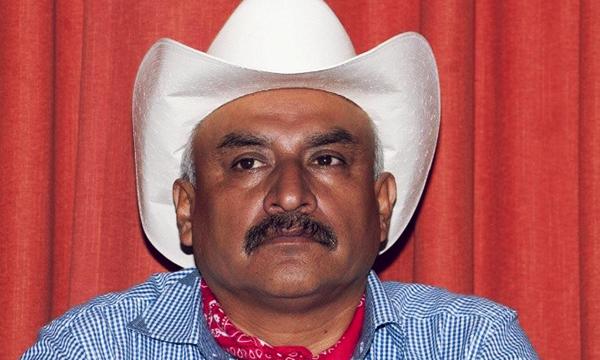 Tomás Rojo, líder y vocero del pueblo yaqui