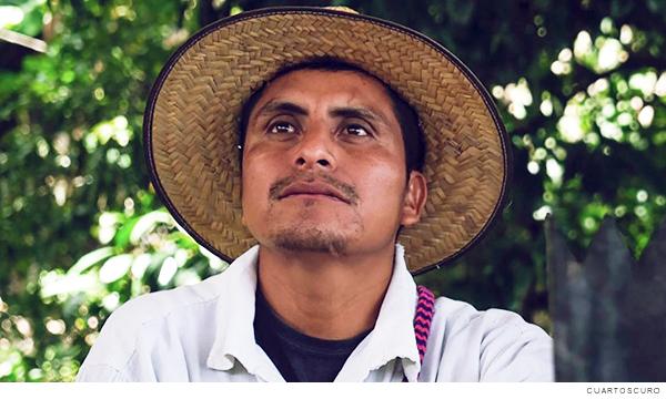 Activista Simón Pedro Pérez