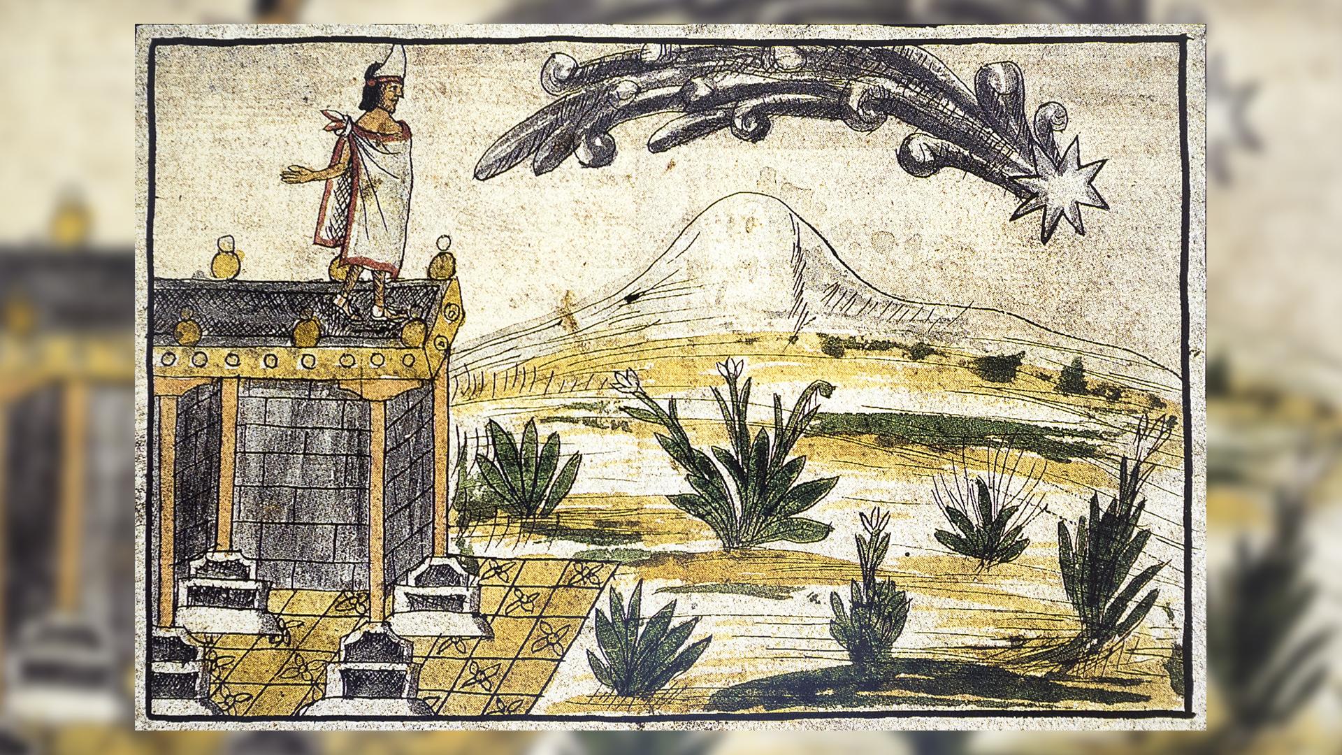 imagen de la Conquista Española