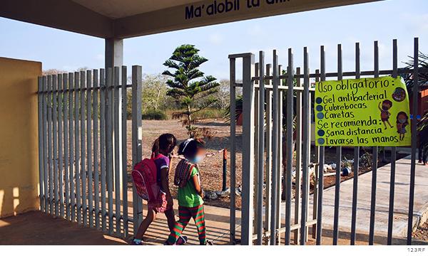 Protocolos para el ingreso a las escuelas