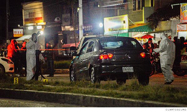Asesinan al fiscal Gregorio Pérez Gómez