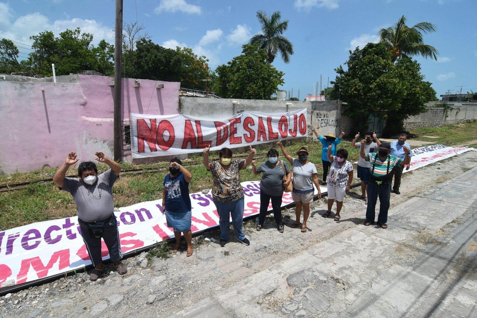 Ejidatarios de Campeche acusan a Fonatur de presionarlos para que desalojen sus tierras