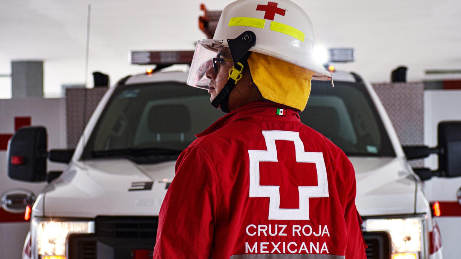 Durante su conferencia matutina dijo, que se debe tomar en cuenta la importante labor que la Cruz Roja Mexicana realiza.
