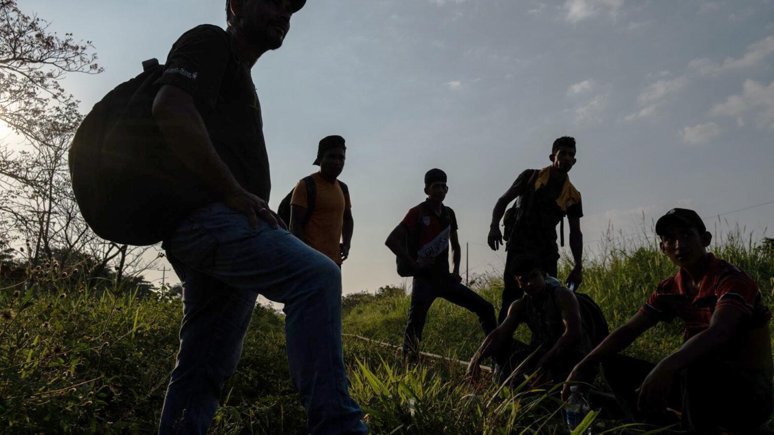 deportación masiva de migrantes